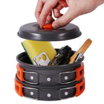 EDC Outdoor Tableware set