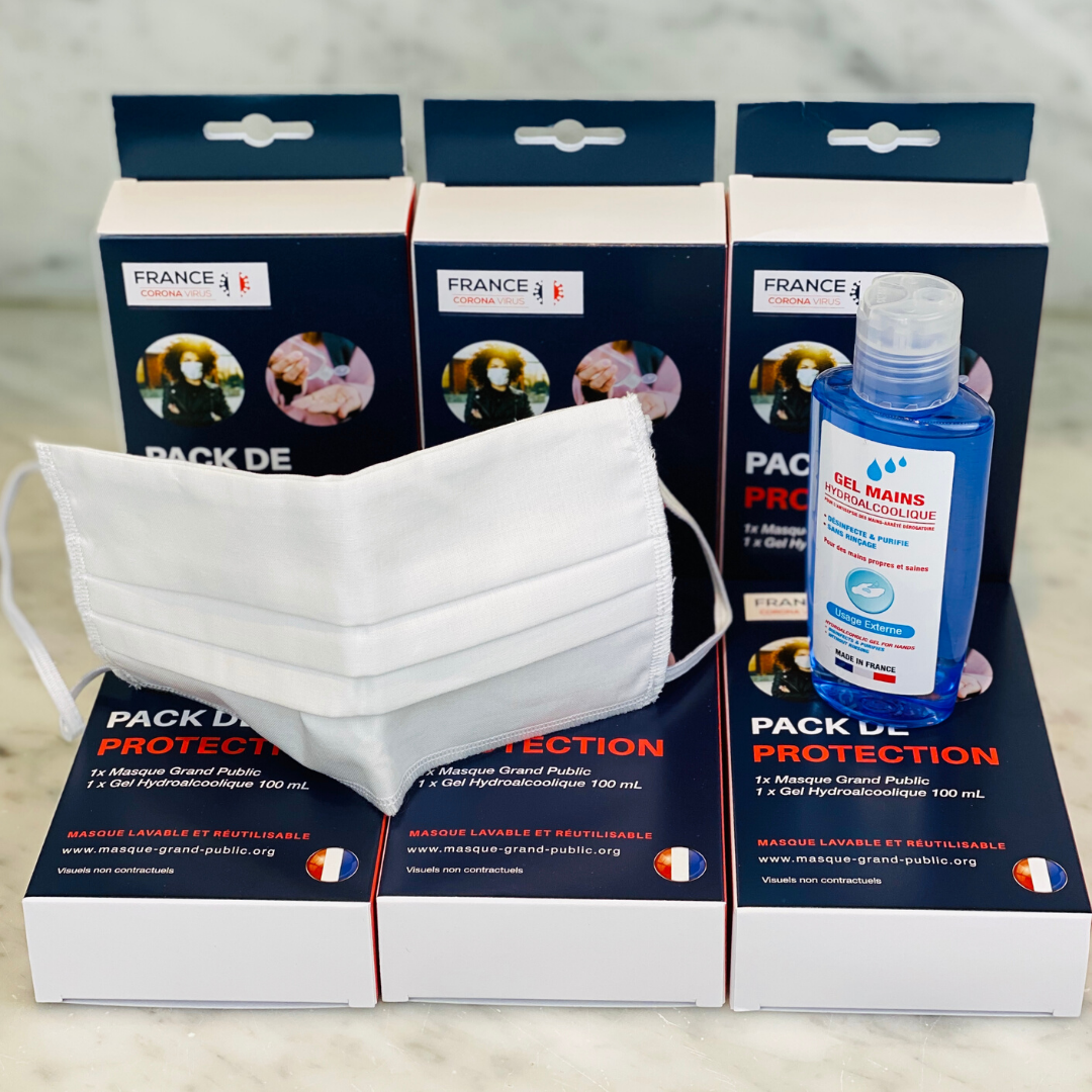 Pack de Protection - VTC de France