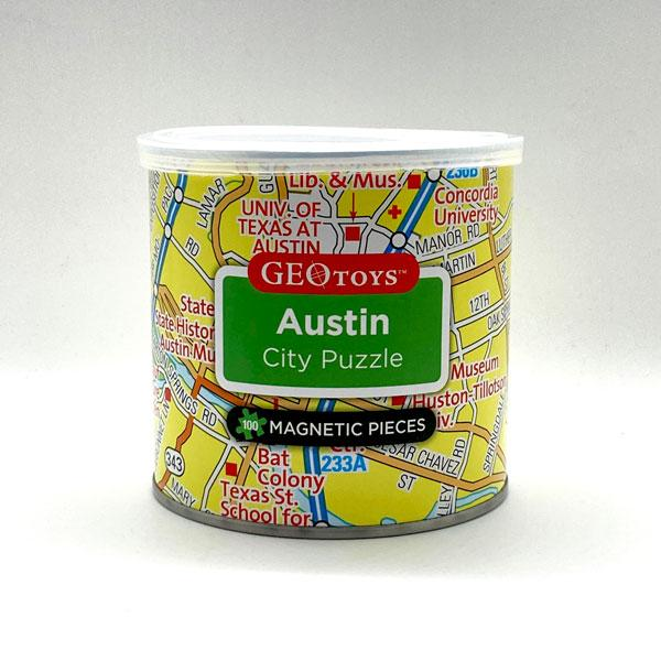Austin Magnetic Puzzle (100pc)