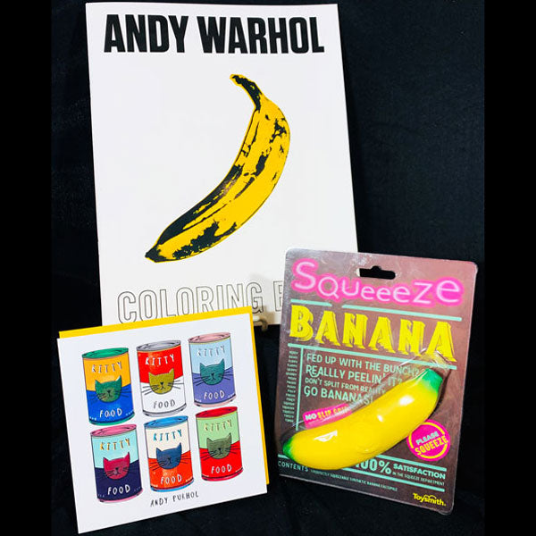 Bananas for Warhol