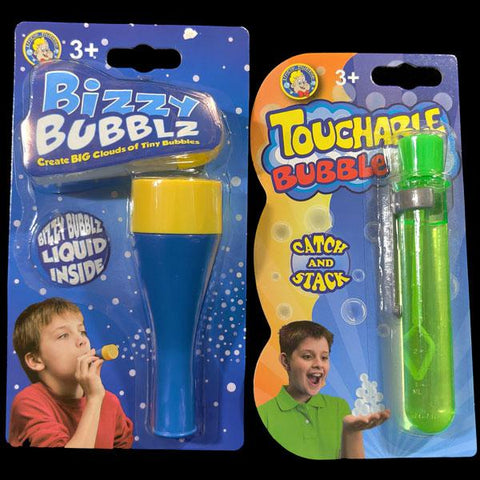 Bizzy And Touchable Bubble Set