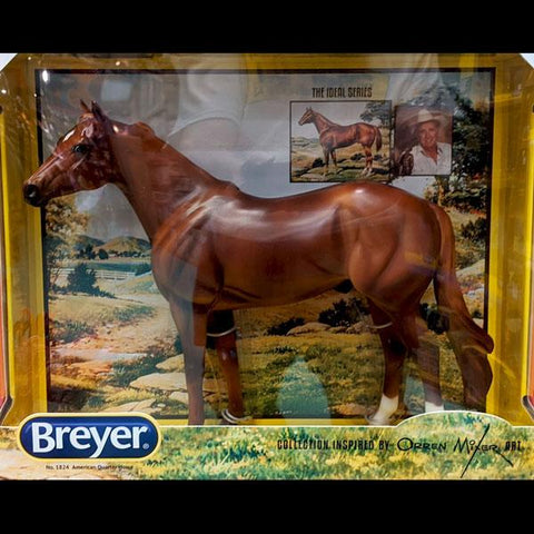 Breyer American Quarter Horse (The Ideal Series)