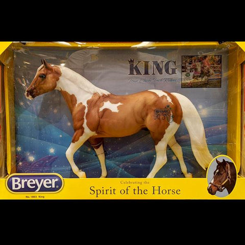 Breyer King Trixie Chicks Trick Riders