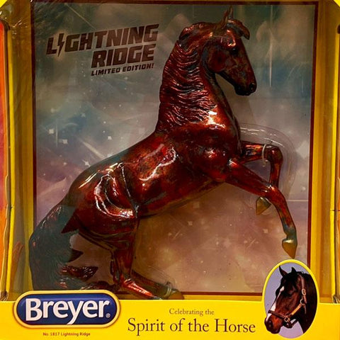 Breyer Ltd. Edition Lightning Ridge