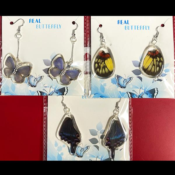 Butterfly Earrings Bundle