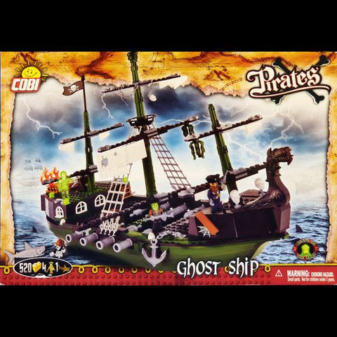 COBI Pirates Ghost Ship Set