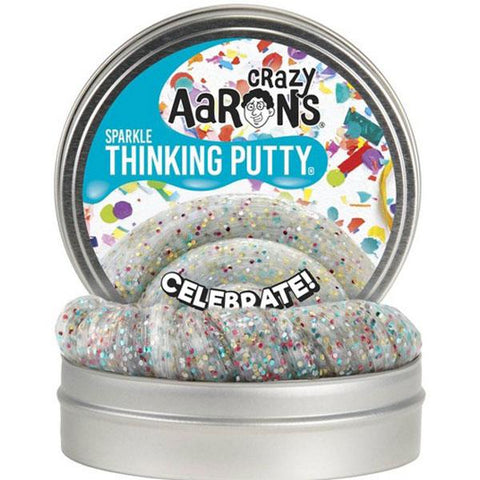 Celebrate Thinking Putty