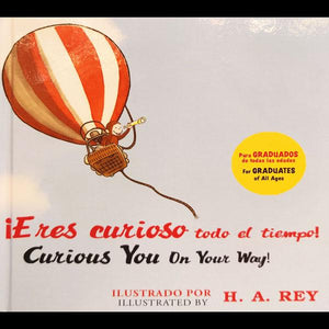 Curious You On Your Way (English/Spanish)