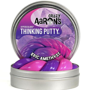 Epic Amethyst Hypercolor Thinking Putty