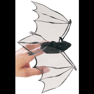 Mini Bat Finger Puppet