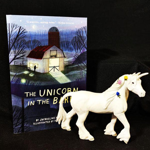 Unicorn in the Barn Set