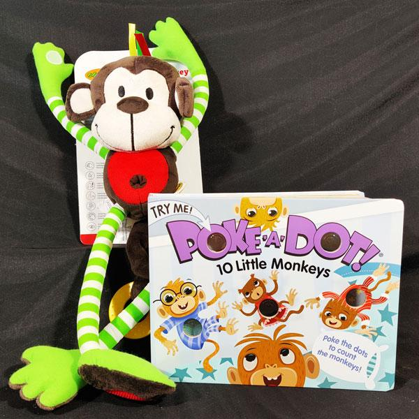 Monkey Around Bundle