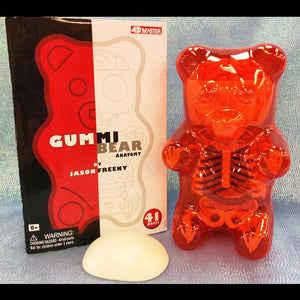 Gummi Bear Anatomy