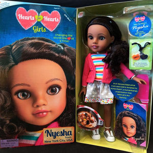 Hearts for Hearts Dolls - Nyesha from New York City