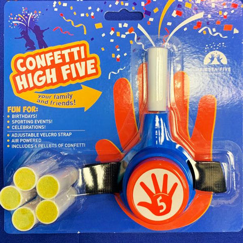 High Five Confetti Launcher