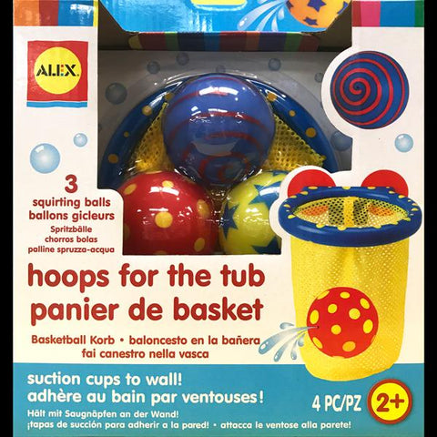 Hoops For The Tub (24mo+)