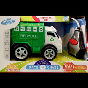Kid Galaxy RC Recycling Truck