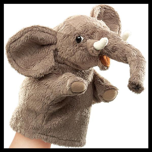 Little Elephant Puppet