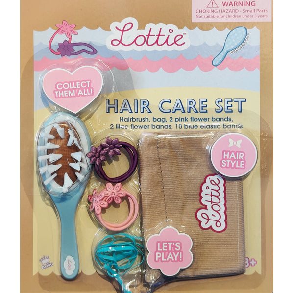 Lottie Doll Hair Care Set