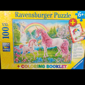 Magical Unicorns Puzzle XXL (100pc)