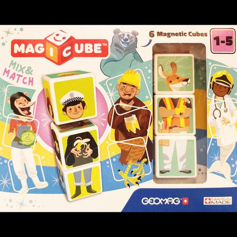 Magicube People and Animals Set