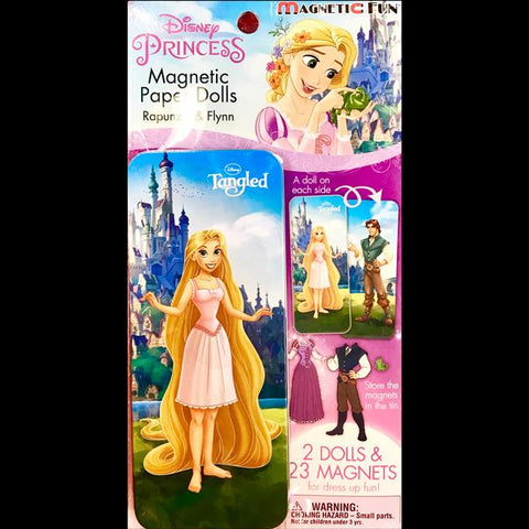 Magnetic Doll Tin (Tangled)