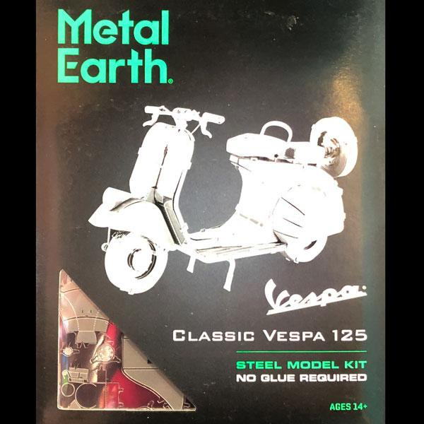 Metal Earth - Classic Vespa 125