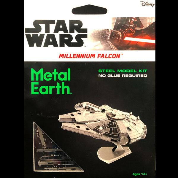 Metal Earth - Millenium Falcon (Star Wars)