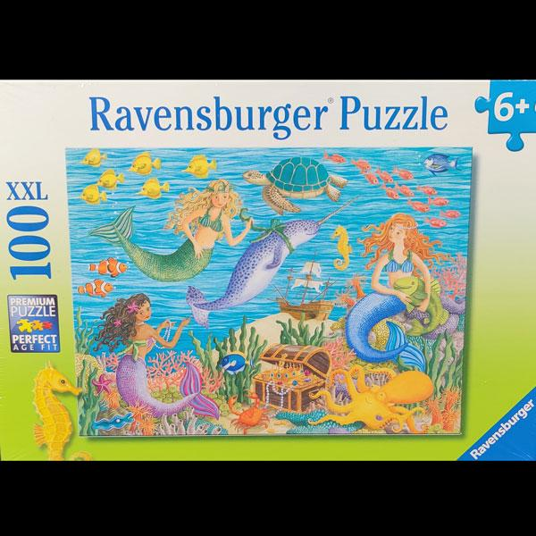 Narwhal's Friends Puzzle XXL (100pc)