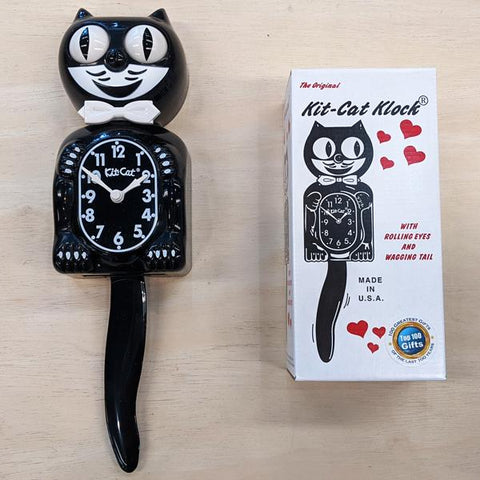 Original Kit-Cat Klock