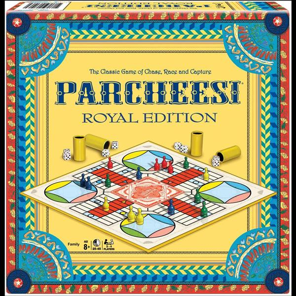 Parcheesi Royal Game