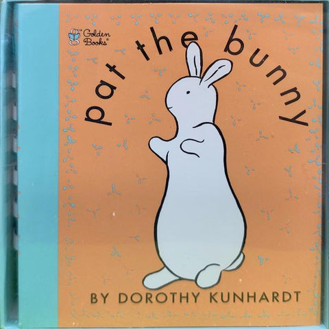 Pat the Bunny Touch & Feel Book (1+)
