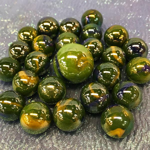 Peacock Marbles