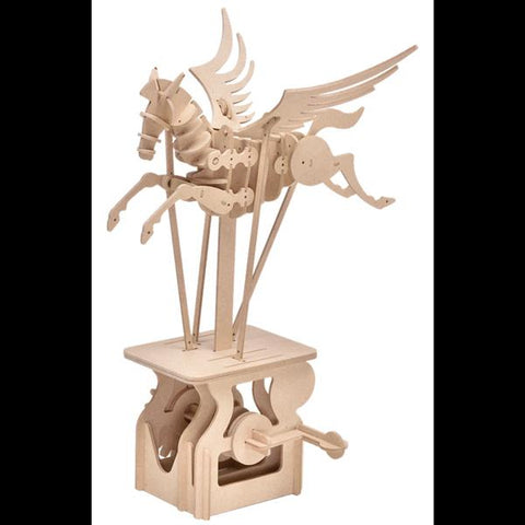 Pegasus Wood Model Kit