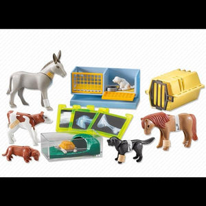 Playmobil Animal Clinic Accessories