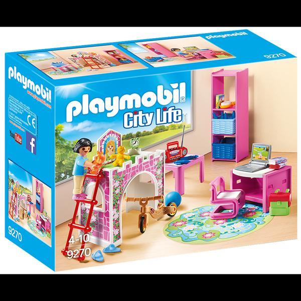 Playmobil Children's Room