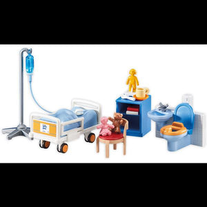Playmobil Child's Hospital Room
