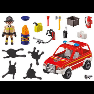 Playmobil City Fire Emergency