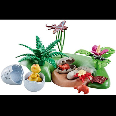 Playmobil Dino Babies with Nest