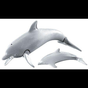 Playmobil Dolphin with Calf