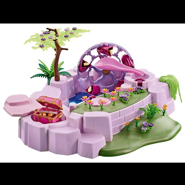 Playmobil Enchanted Fairy Pond