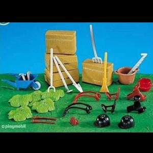 Playmobil Farm Accessories Add-On Set