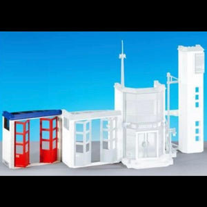 Playmobil Fire Station Extension
