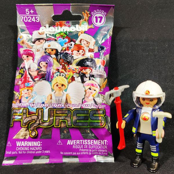 Playmobil Fi?ures Girls Blind Bag (Series 17)