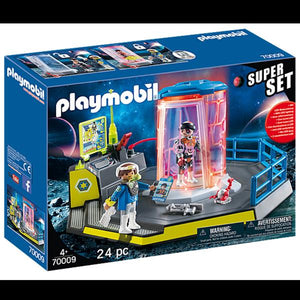 Playmobil Galaxy Space Rangers Set