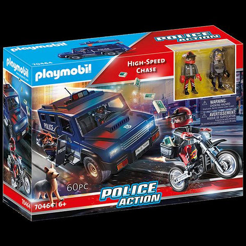 Playmobil High-Speed Chase