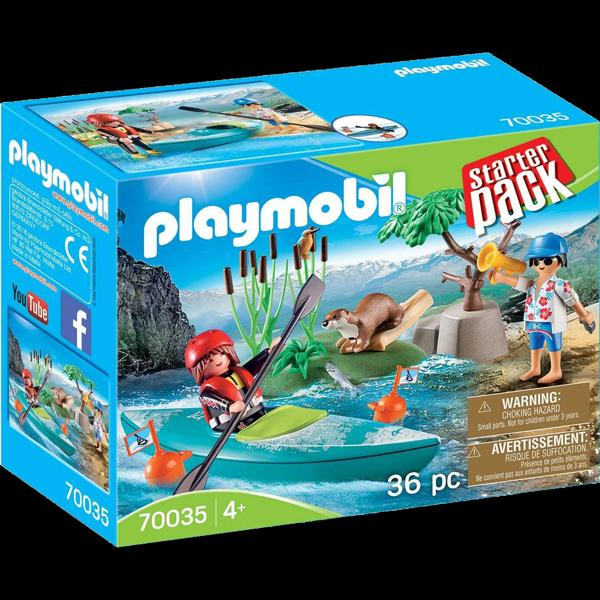 Playmobil Kayaker Set
