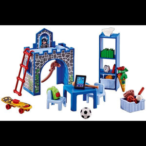 Playmobil Kid's Room with Toys