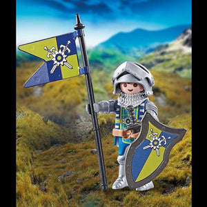 Playmobil Knights of Novelmore Captain