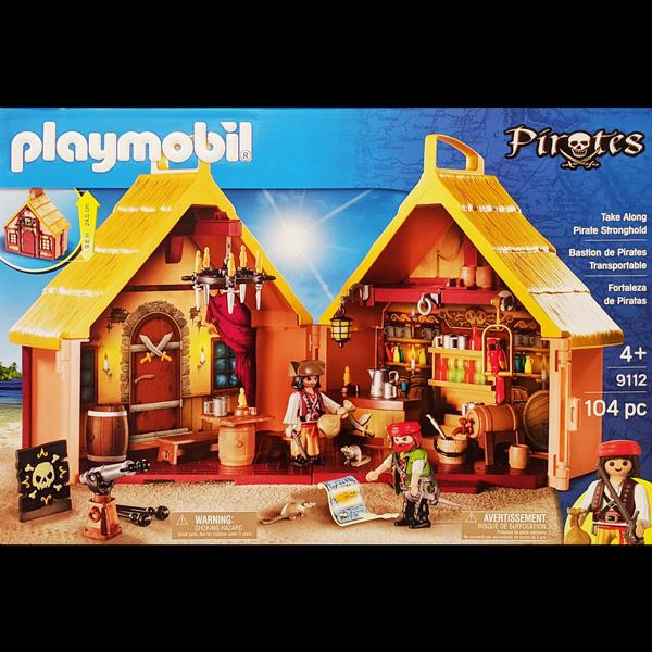 Playmobil Pirate Stronghold Take Along